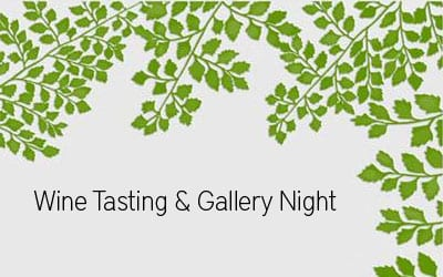 Wine Tasting & Gallery Night