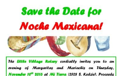 Little Village Rotary – Noche Mexicana