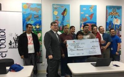 New SMART Classrooms Bring Hi-Tech to El Valor