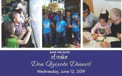 El Valor's 26th Annual Don Quixote Dinner | 2019