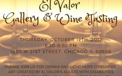 Gallery & Wine Tasting