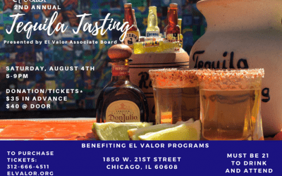 2nd Annual Tequila Tasting