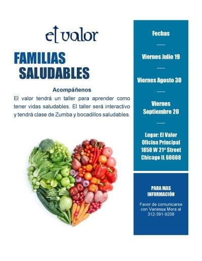 Healthy Families Spanish