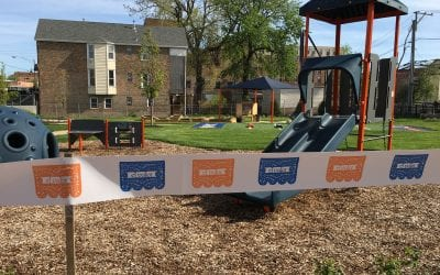 South Chicago Center Playground Grand Opening