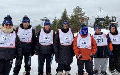 El Valor Eagles Travel to the Winter Games