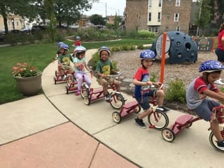 Wagons and Tricycles, Oh My!