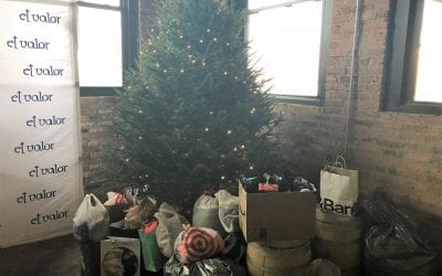 Winter Clothing Drive at Lo Rez Brewing