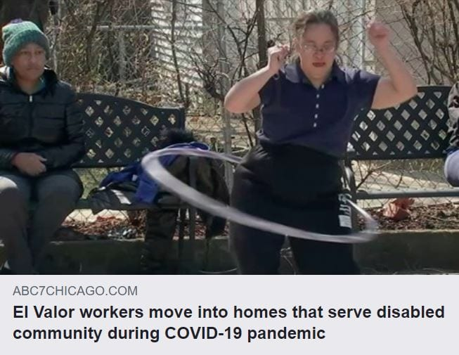 ABC 7 Chicago Covers El Valor's Commitment Throughout COVID-19