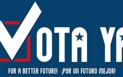 El Valor Joins Latino Leaders and Organizations to Launch ¡VOTA YA!